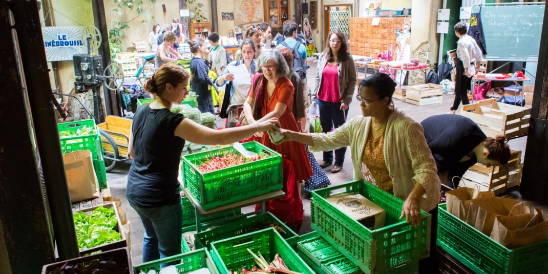 La Ruche qui dit oui : mangez sain et local à Paris