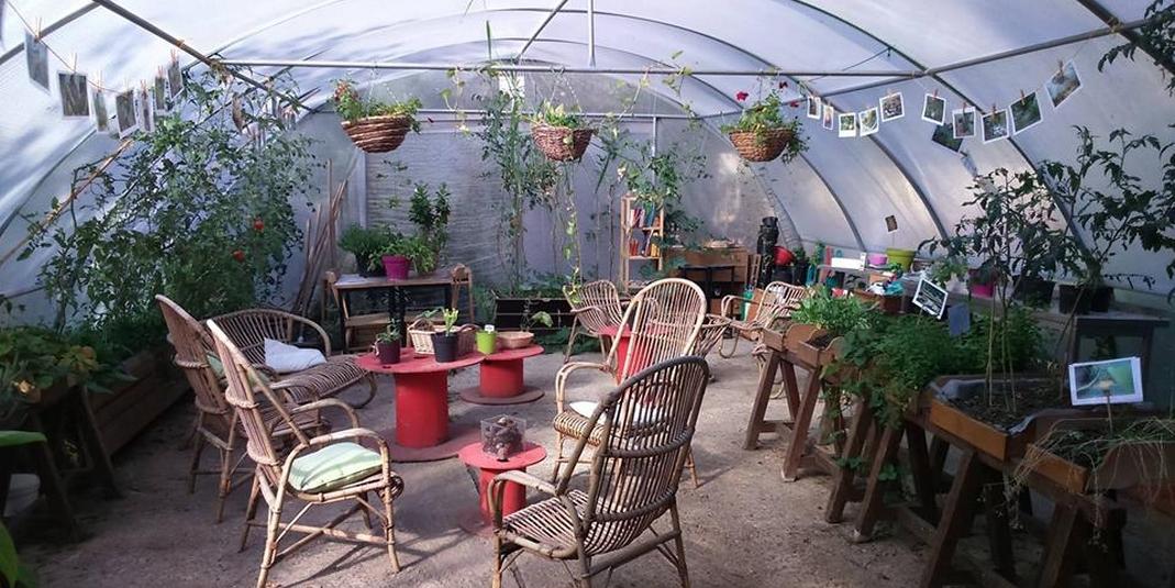 Le jardin partagé du Monde – Paris 14