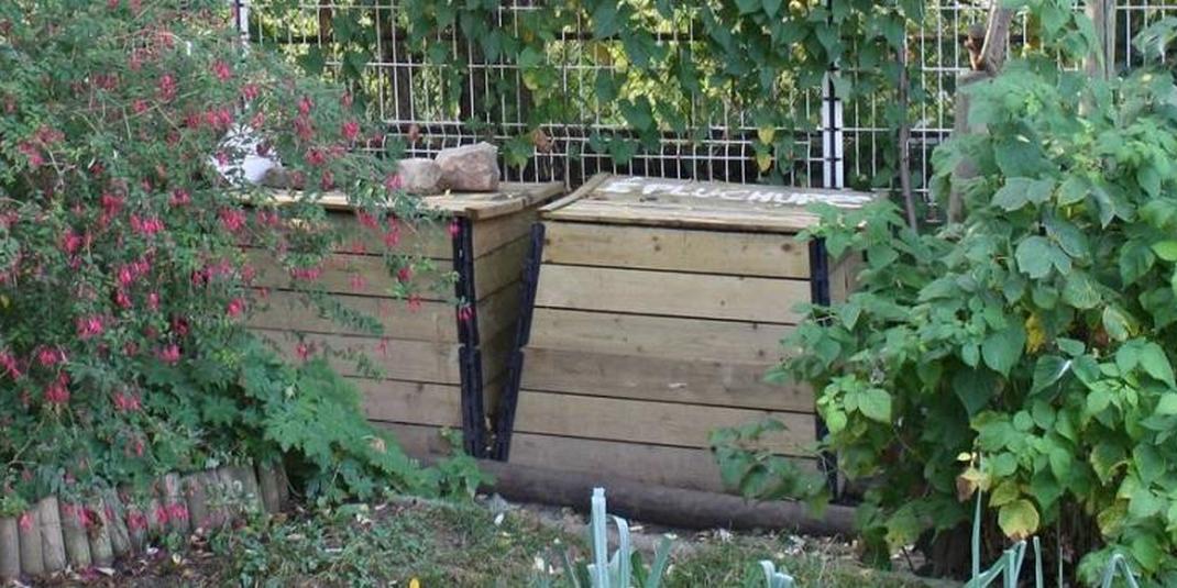 Le jardin partagé Le jardin de la Butte Bergeyre – Paris 19