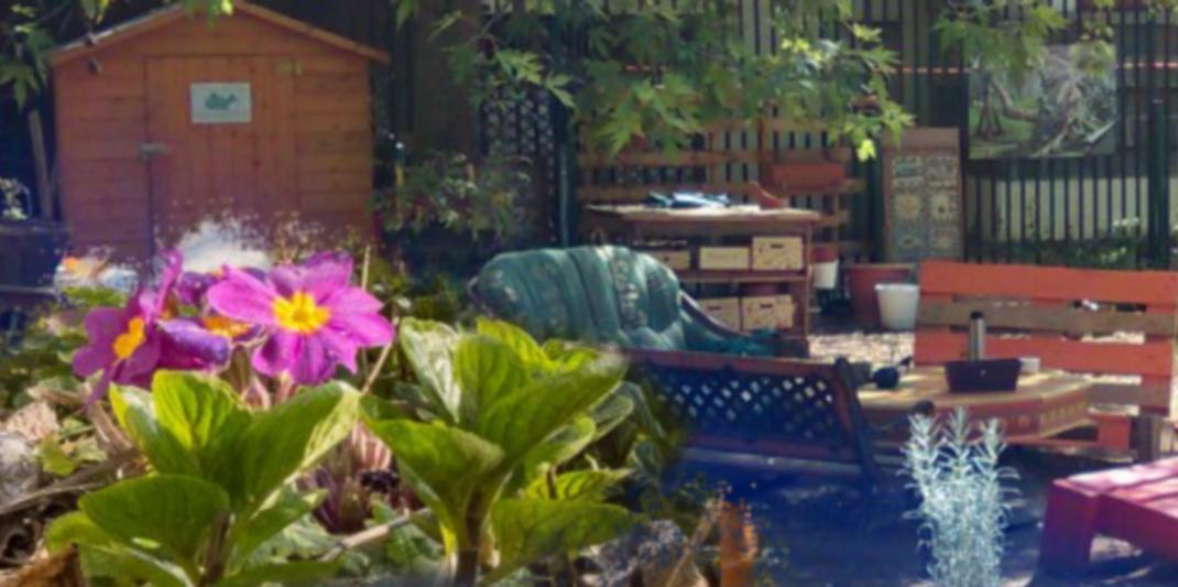Le jardin partagé La Baleine Verte – Paris 12