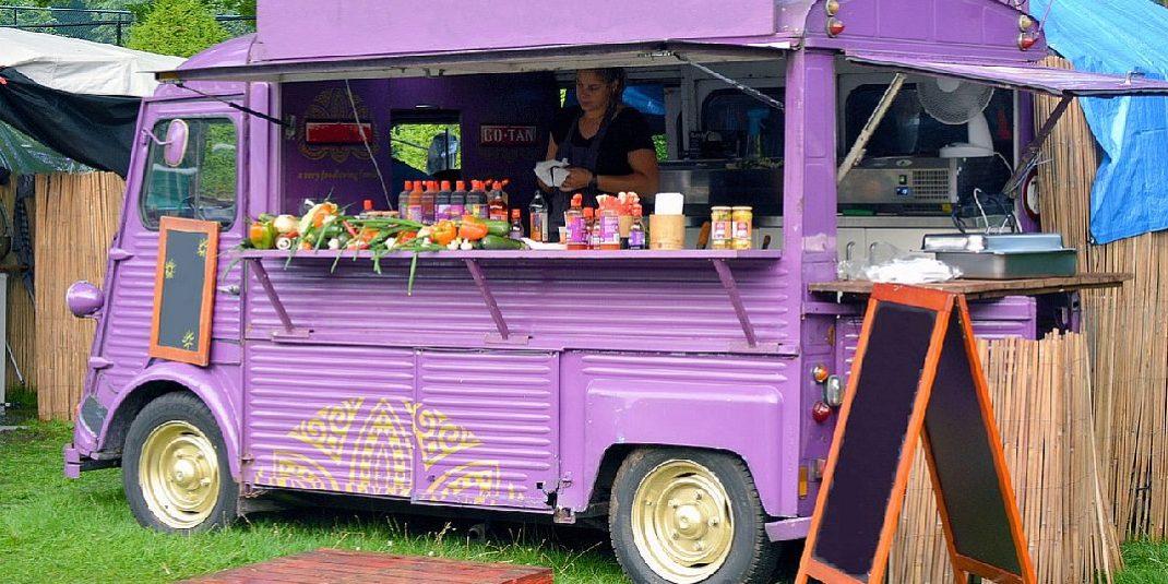 fuck truck végétarien local à paris