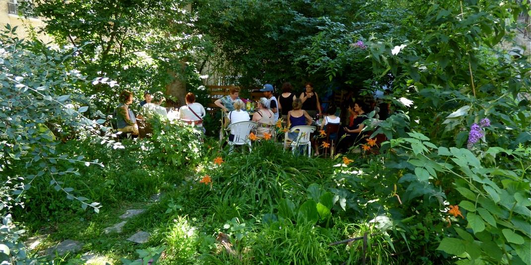 Le jardin partagé des Deux Lauriers – Paris 12