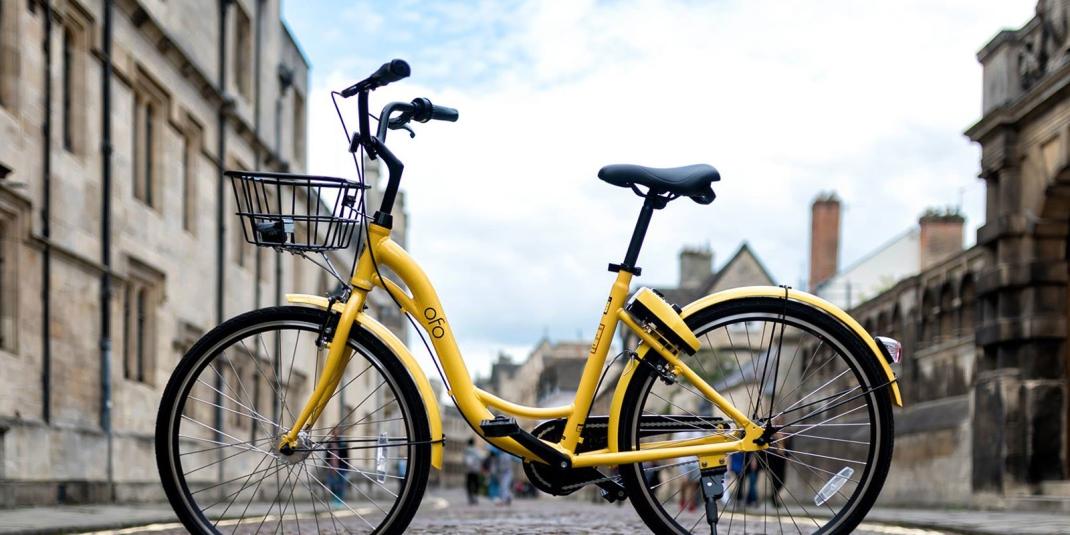 Vélo en libre service : on a testé Ofo