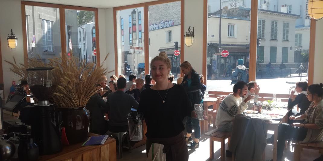 Chez Foucher Mère & Fille : cantine locale dans le 18ème