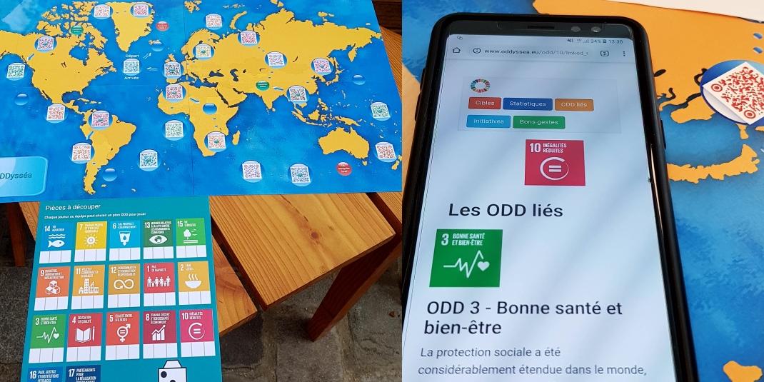 Jeux de société : apprenez le développement durable avec ODDysséa