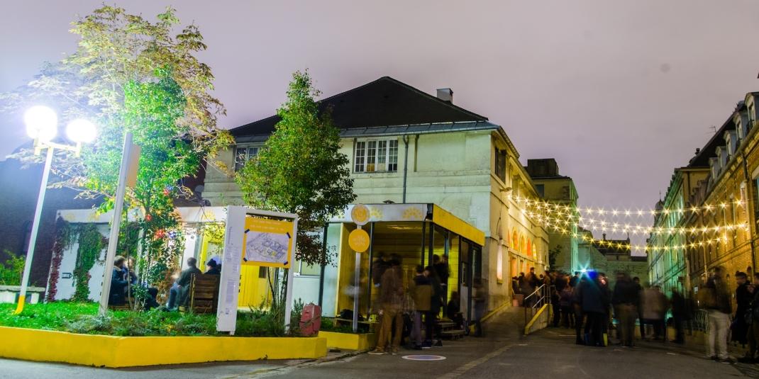 Les Grands Voisins : bar, ateliers, associations et hébergement social à la fois