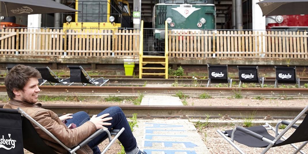 Grand train : prenez le large à Paris