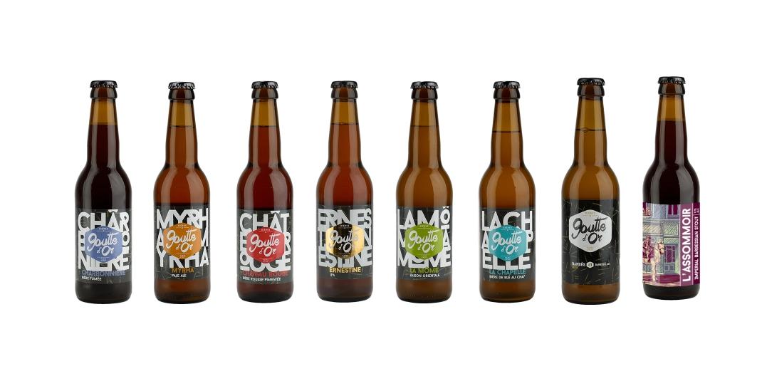 Brasserie de la Goutte d'Or, la bière 100% locale du 18ème