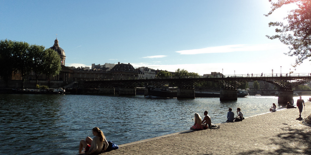 3 lieux où prendre l'air à Paris cet été